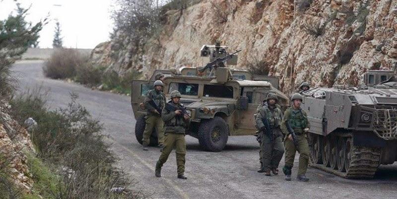 Tentera Hizbullah Lancar Serangan ke Arah Konvoi Tentera Israel