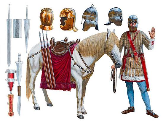 roma militaria