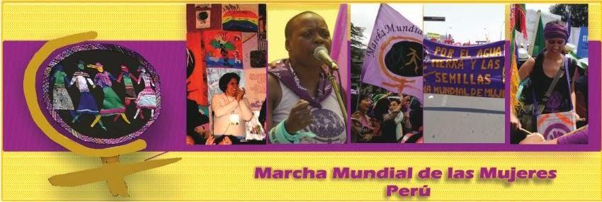 Marcha Mundial de las Mujeres - Perú