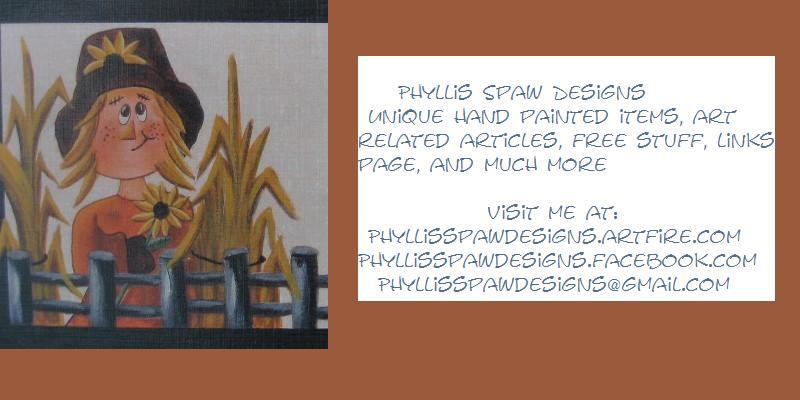 Phyllis Spaw Designs