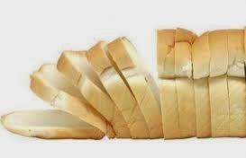 Roti putih Diam-diam penyebab kegemukan