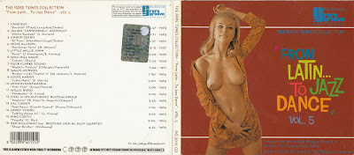Various - From Latin To Jazz Dance Vol.5  2003 (Rare Groove Recordings)