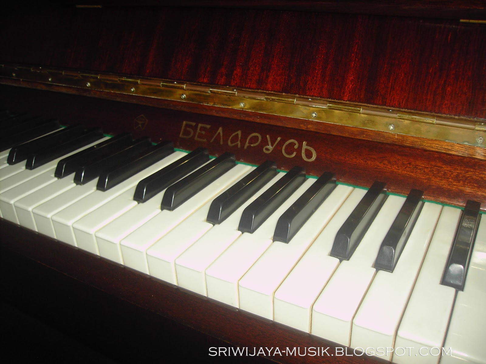 Jual Piano Second