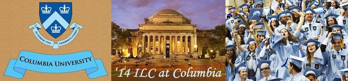 '14 ILC at Columbia
