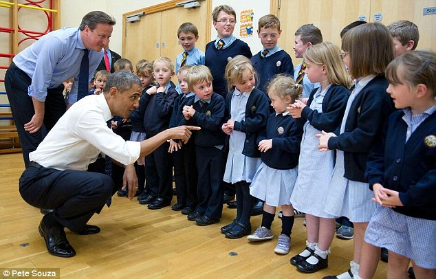 Barack Obama Calls for End to Catholic Education