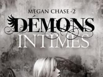 Megan Chase, tome 2 : Démons intimes de Stacia Kane