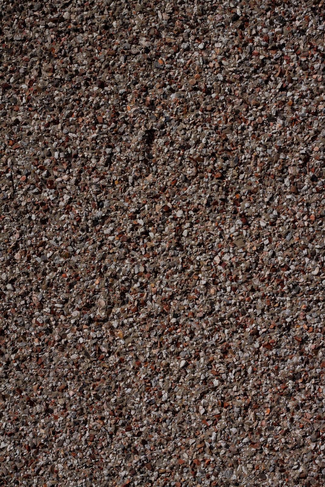 Long pebblestone wall texture 3168x4752