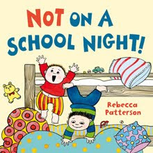 Not on a school night book review