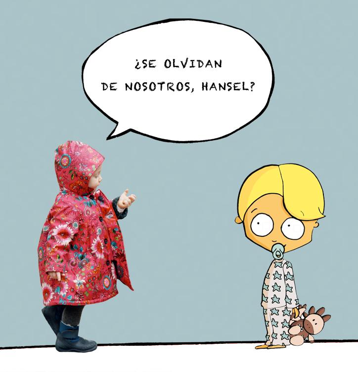 Buenos propósitos para el año nuevo - Hansel y Greta
