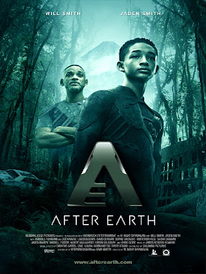 Free Download After Earth (2013) 720p WEB-DL 800MB - Blog Download