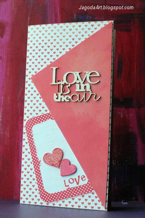 LOVE IS IN the AIR po prostu ;-)