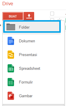 how to reorder files in a folder in google drive