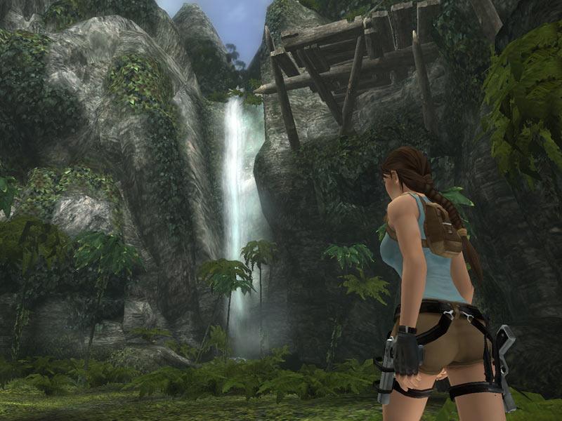 Arcade pixels - tomb raider - anniversary