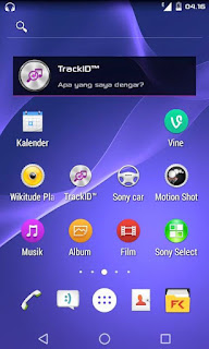 PORT ROM MI XPERIA for Andromax c2 New