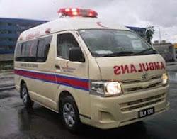 Jururawat Diperkosa Dalam Ambulans