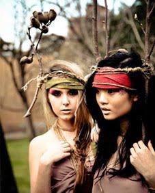 Maiden photoshoots.