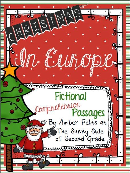 http://www.teacherspayteachers.com/Product/Christmas-Comprehension-Passages-Fiction-1606471
