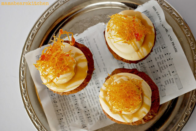 Butterscotch Cupcake Recipe
