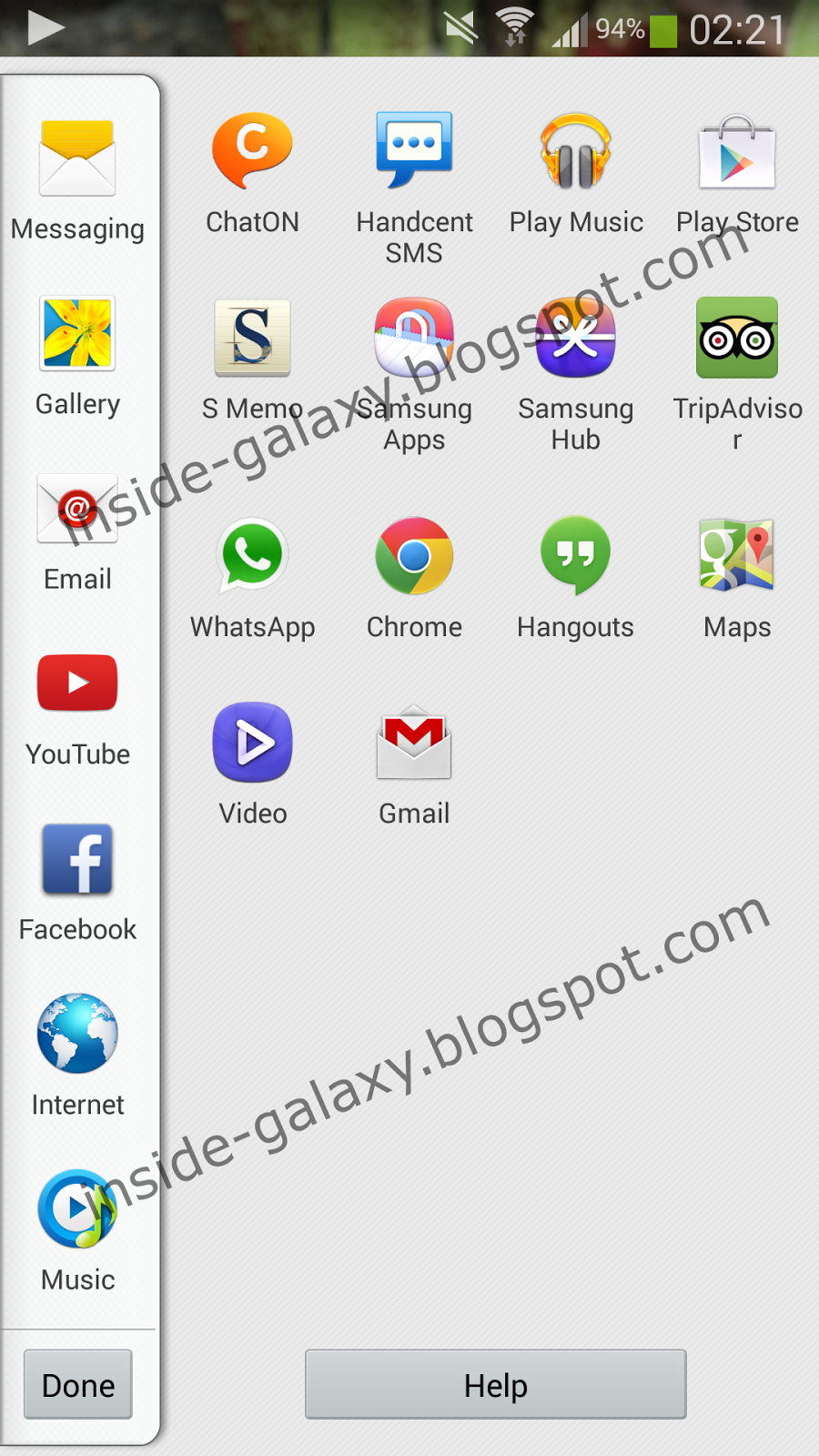 how to delete unwanted samsung s4 apps