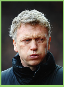 El Manchester United despide a David Moyes