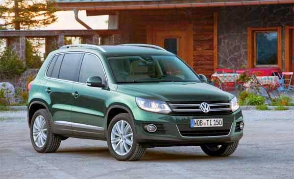 2016 Volkswagen Tiguan Release Date