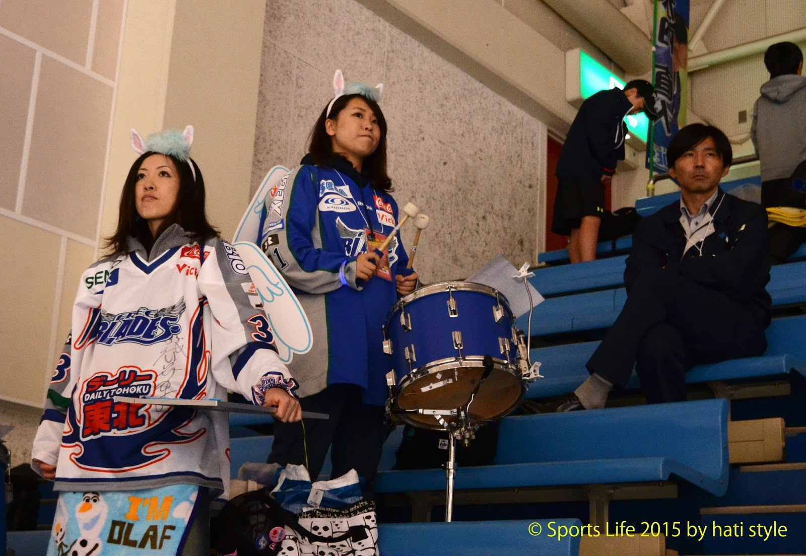 Sports Life: 12/23 東北フリー...