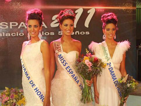miss spain espana españa 2011 winner andrea huisgen serrano