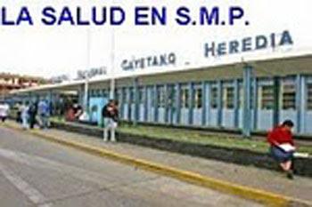 SALUD EN SAN MARTIN DE PORRES