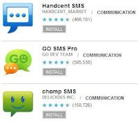 Download Aplikasi Pengolah SMS dan MMS Gratis Paling Baik untuk HP Android FULL