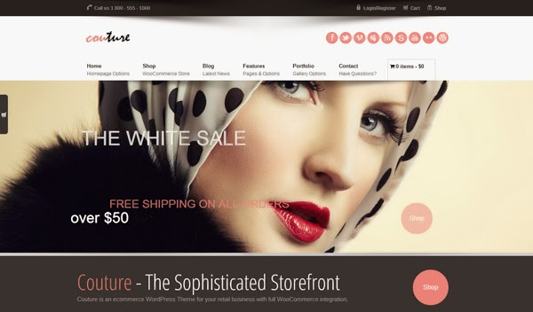 couture-wordpress-woocommerce-theme