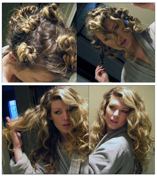 Make Naturally Curly For Your Hair