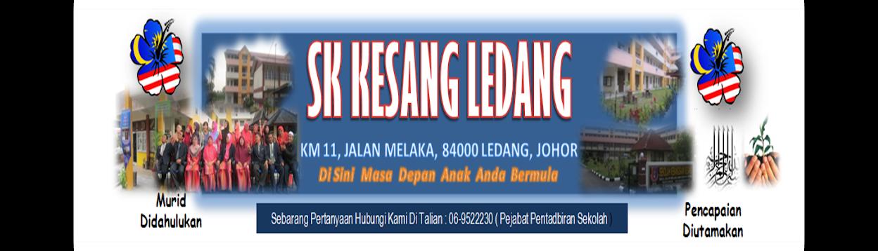 SK KESANG LEDANG, JOHOR
