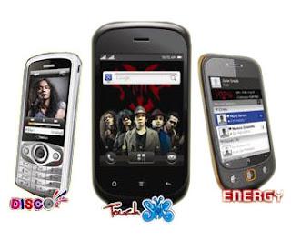Harga 3 Ponsel Nexian Slank series