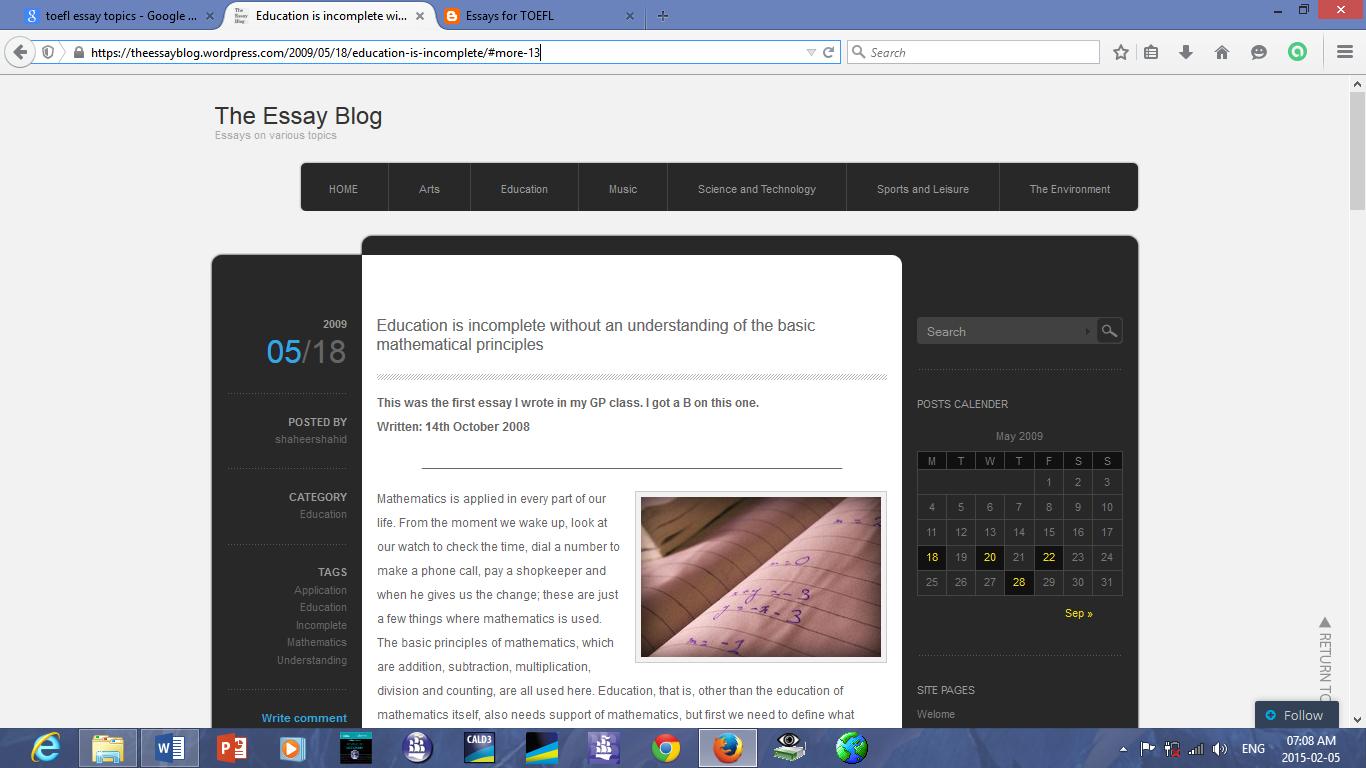 The help essay guy blog