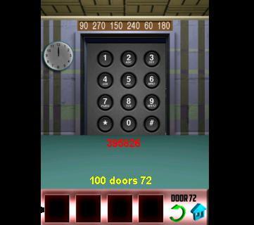 100 doors level 75