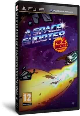 A Space Shooter for 2 Bucks! [Full] [1 link] [Ingles] [PSP] [FS]