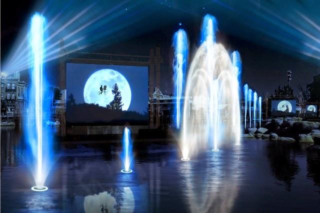 Jantar na Universal Studios Orlando