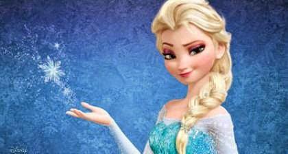 Demam Film Frozen Bikin bangkrut ortu