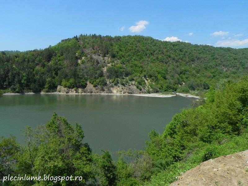 Dunarea, granita naturala cu Bulgaria