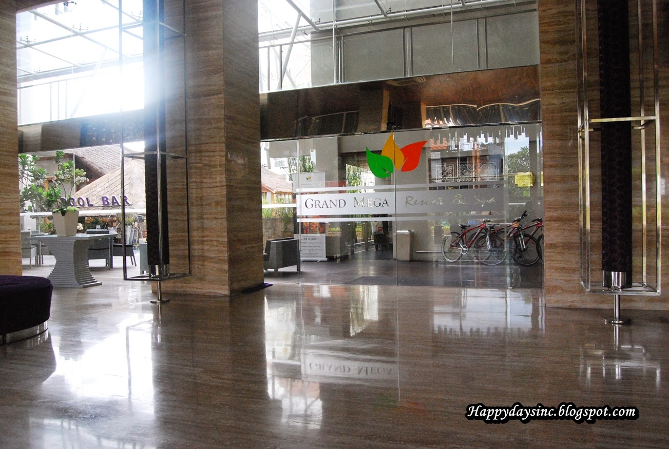 Sugoi Days Indonesia Bali Grand Mega Resort And Spa Kuta Review