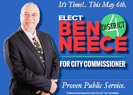 VOTE NEECE FOR DISTRICT 4