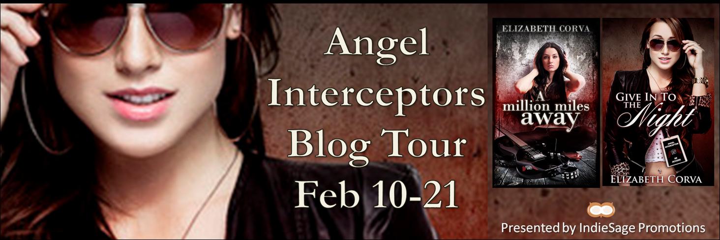 Angel Interceptors Blog Tour: Review, Excerpts, & Giveaways