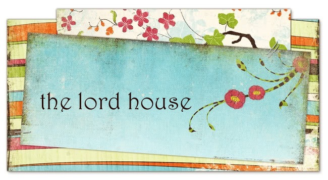 ....the LORD house....