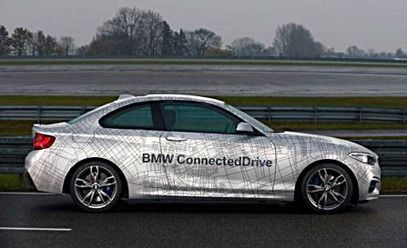 BMW to show autonomous concept in 2016