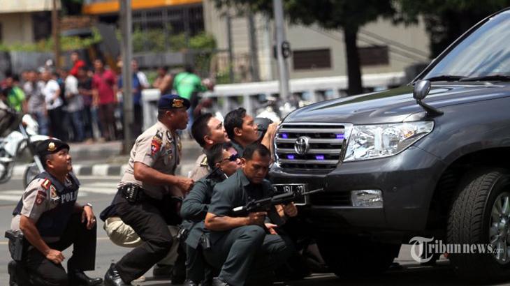 Bom Sarinah Jakarta