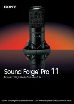 Download Sony Sound Forge Pro 11 Build 235 + Crack