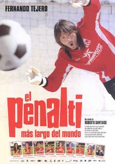 El Penalti Más Largo del Mundo