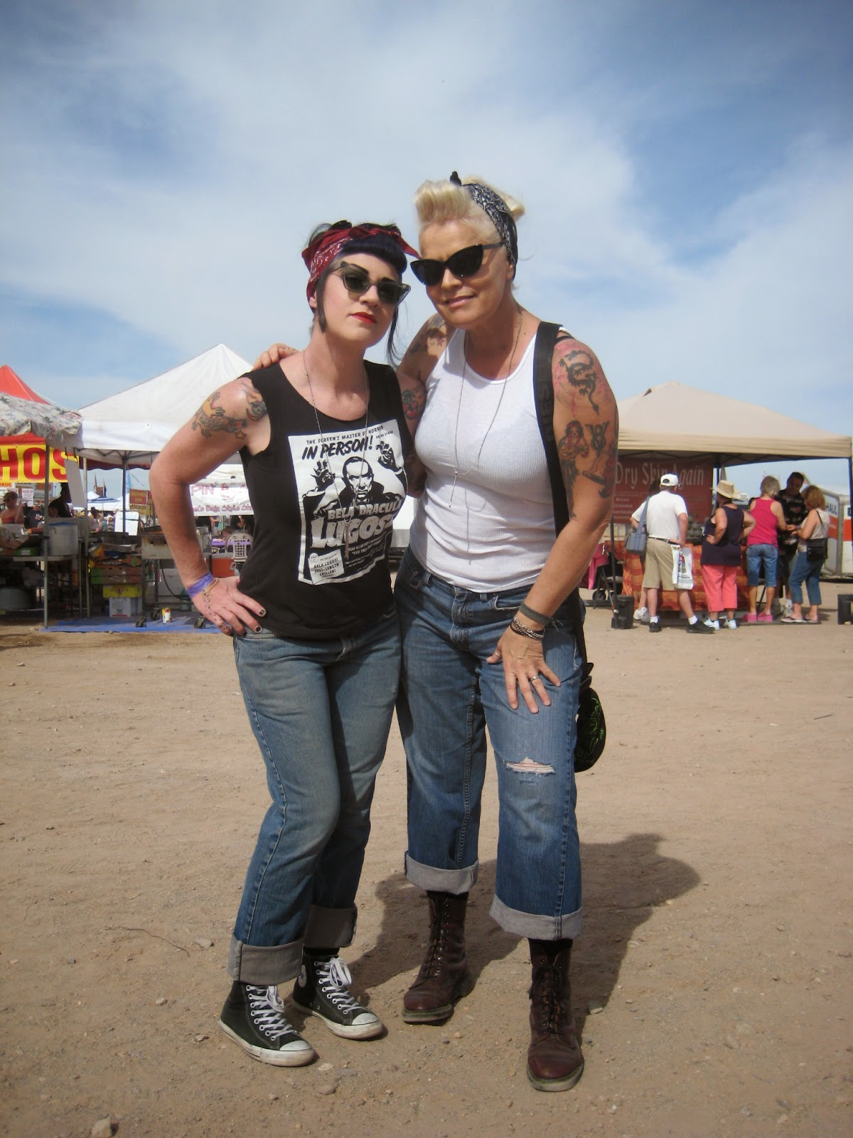 Rockabilly  Women - Rockabilly Reunion 2014