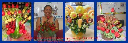 Taller de Frutas & vegetales