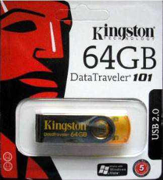 flashdisk  merek kingston 64gb murah